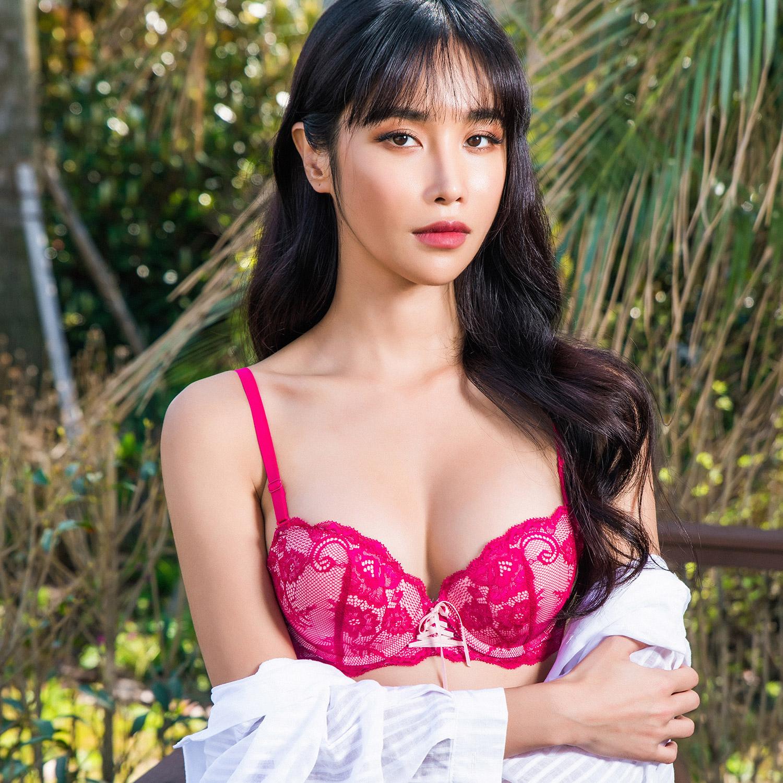 푸시아 핑크