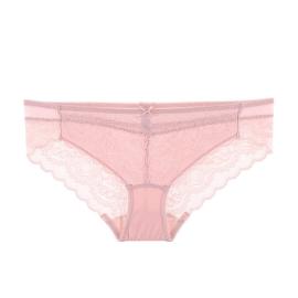 베리봉봉 핑크 레이스팬티