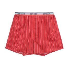 보디가드 멀티플 스트라이프 트렁크(RED)