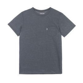 쿨 미모필 매쉬 남성 반팔 티셔츠